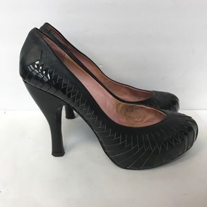 Jeffrey Campbell shoes heels women size 8.5 black